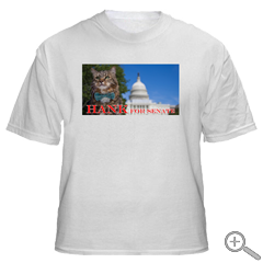 Hank Captiol T-Shirt